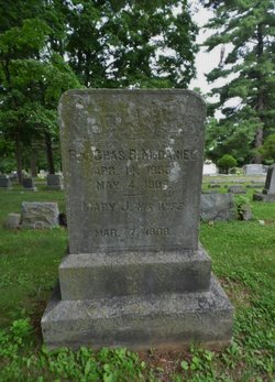 Rev Charles Benjamin McDaniel