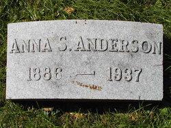 Anna <i>Staples</i> Anderson