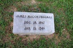 James Macon Freeman