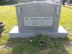 Rev Richard B. Nugent