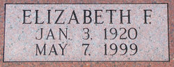 Elizabeth Frances <i>Bowie</i> Schreiber