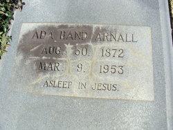 Ada <i>Hand</i> Arnall