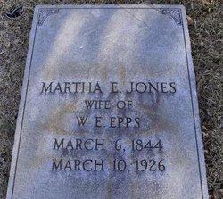 Martha <i>Jones</i> Epps