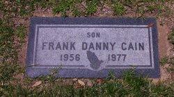 Frank Danny Cain
