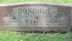 Margaret <i>Raehm</i> Donohue