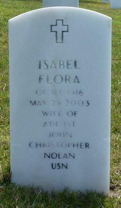 Isabel Flora Nolan
