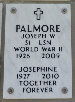 Joseph Warren Palmore