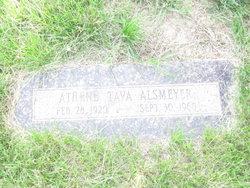 Athene Tava Alsmeyer