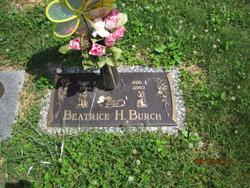 Beatrice Virginia <i>Smith</i> Burch