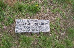 Edna Mae <i>Henry</i> Gray