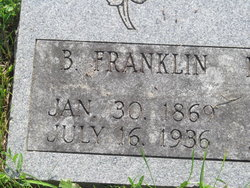 Benjamin Franklin Frank Brown
