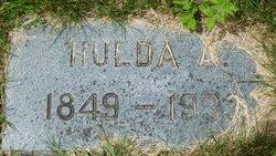 Hulda A <i>Shinn</i> Baker