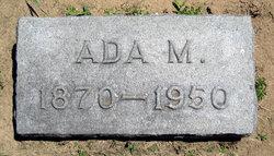 Ada May <i>Clark</i> Brown