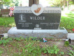 Harold Douglas Doug Wilder
