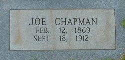 Joseph C Joe Chapman