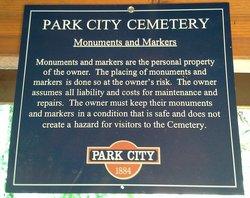 Park City Cemetery