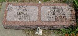 Shirley Daphine Carlock