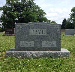 John Hobson Frye
