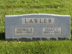 Helen A. <i>Carpenter</i> Lawler
