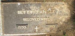 Betty J. <i>Beeny</i> Angle