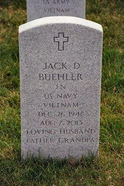 Jack Donald Buehler