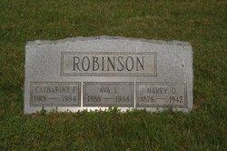 Harry Dunleigh Robinson