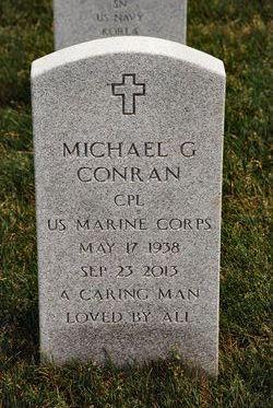 Michael George Mick Conran