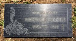 Myrtle Rose Adams