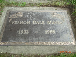 Vernon Dale Mayer