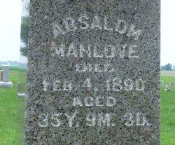 Absalom Manlove