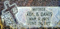 Ada B. Davis