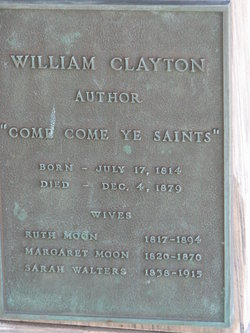 William Clayton