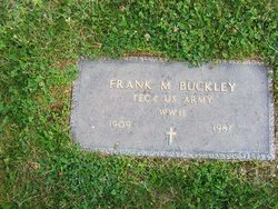 Frank Monroe Buckie Buckley