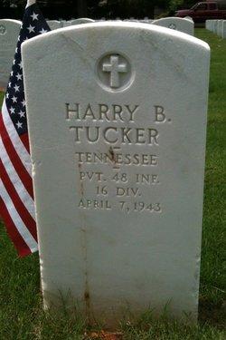Harry B Tucker