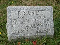 Francis Augustine Brandt