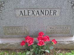 Genevieve Elaine <i>Bear</i> Alexander