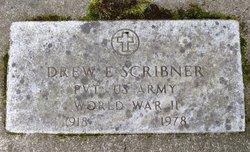 Drew Elza Scribner