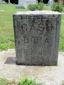 Dora Tennessee <i>Gideon</i> Cash