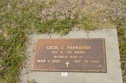 Cecil Fabricius