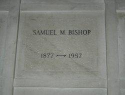 Samuel M Bishop