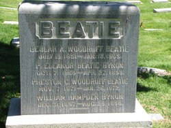 Beulah Augusta <i>Woodruff</i> Beatie