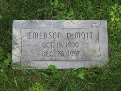 Emerson DeMott