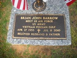 Sgt Brian John Barrow