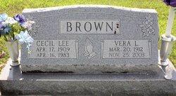 Cecil Lee Brown