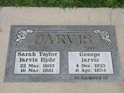 Sarah Jarvis <i>Taylor</i> Hyde