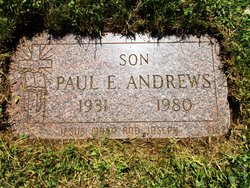 Paul Edward Andrews