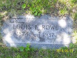 Louis Elmer Rowe