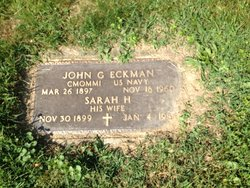 Sarah H Eckman