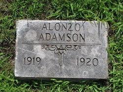 Alonzo Adamson