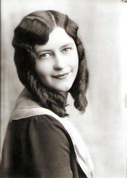 Frances Olive <i>Aten</i> Steepleton